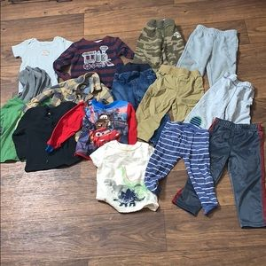 14 piece 24months baby lot